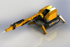 Применение демонтажного робота