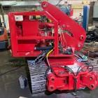 Капитальный ремонт робота TТ 4500
